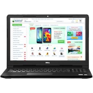 Ремонт ноутбуков Dell Inspiron 3552 (I35P45NIL-T2) Black